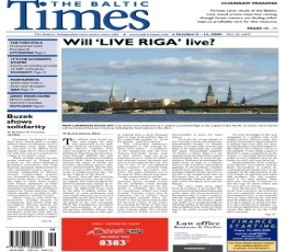The Baltic Times Epaper