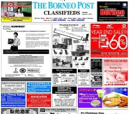 The Borneo Post Epaper