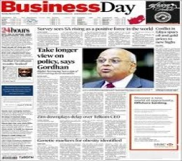 Business Day Epaper