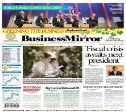 Business Mirror Epaper