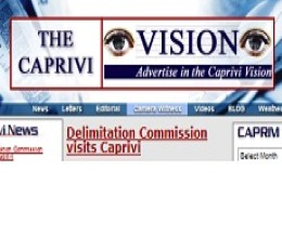 The Caprivi Vision Epaper