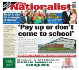 Carlow Nationalist Epaper