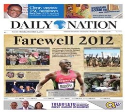 Daily Nation Epaper