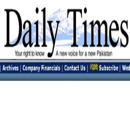 Daily Times Epaper