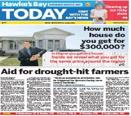 Hawkes Bay Today Epaper