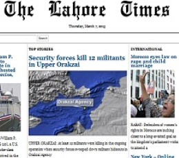 The Lahore Times Epaper