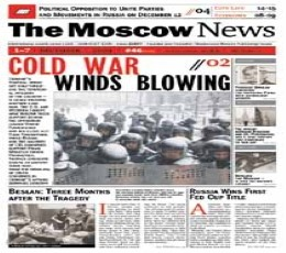 The Moscow News Epaper