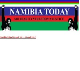 Namibia Today Epaper