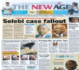 The New Age Epaper
