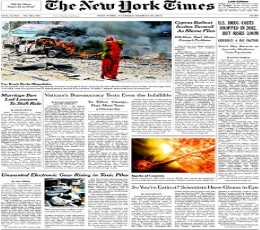 The New York Times Epaper