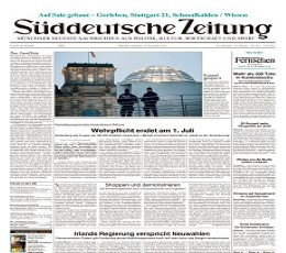 suddeutsche zeitung suddeutsche zeitung epaper read today suddeutsche zeitung online newspaper. Black Bedroom Furniture Sets. Home Design Ideas