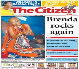 The Citizen Epaper