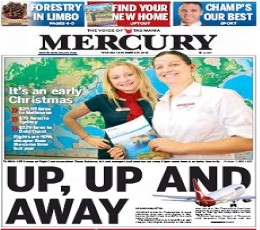The Mercury Epaper